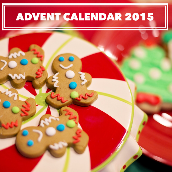 Create a fun Christmas season with an Advent Calendar | www.ponytailsandpajamas.com